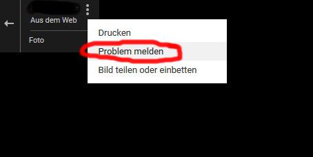 Problem-melden